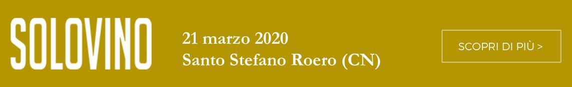 Solovino - 21 marzo 2020, Santo Stefano di Roero (CN). Scopri di più.